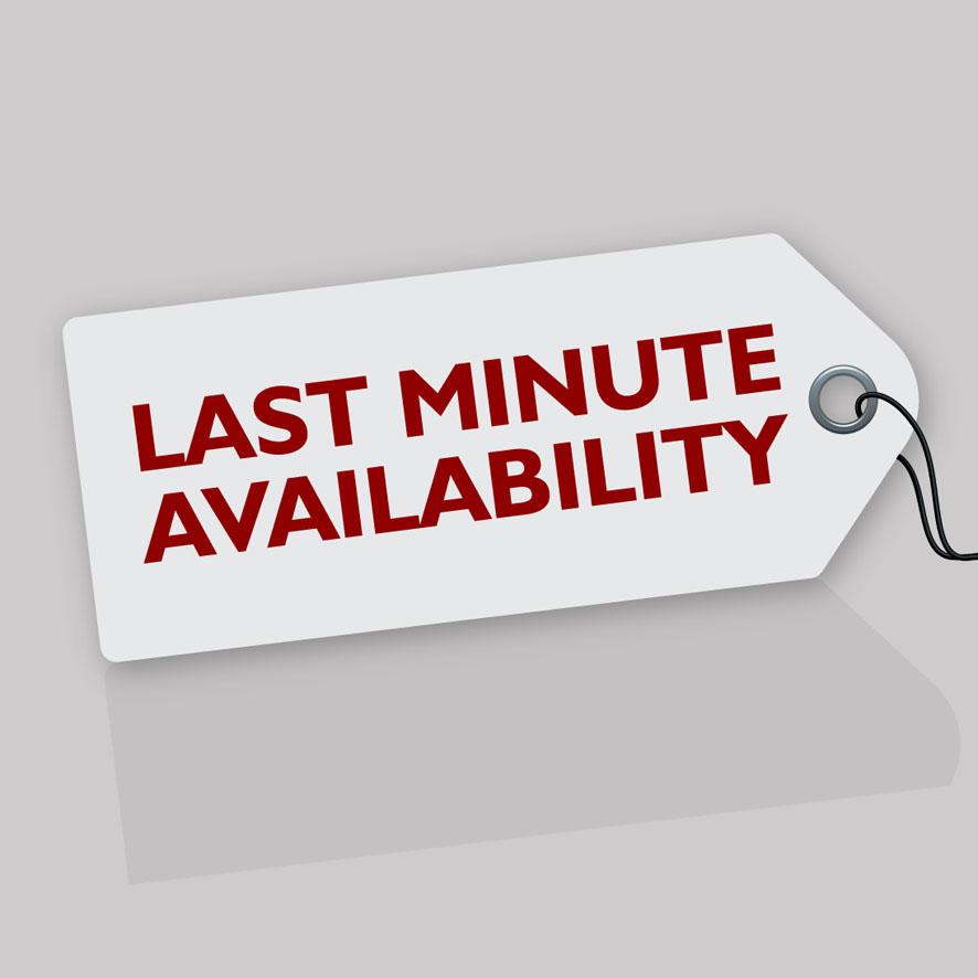 Last minute deals uk holidays