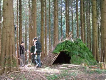 Bushcraft Expeditions