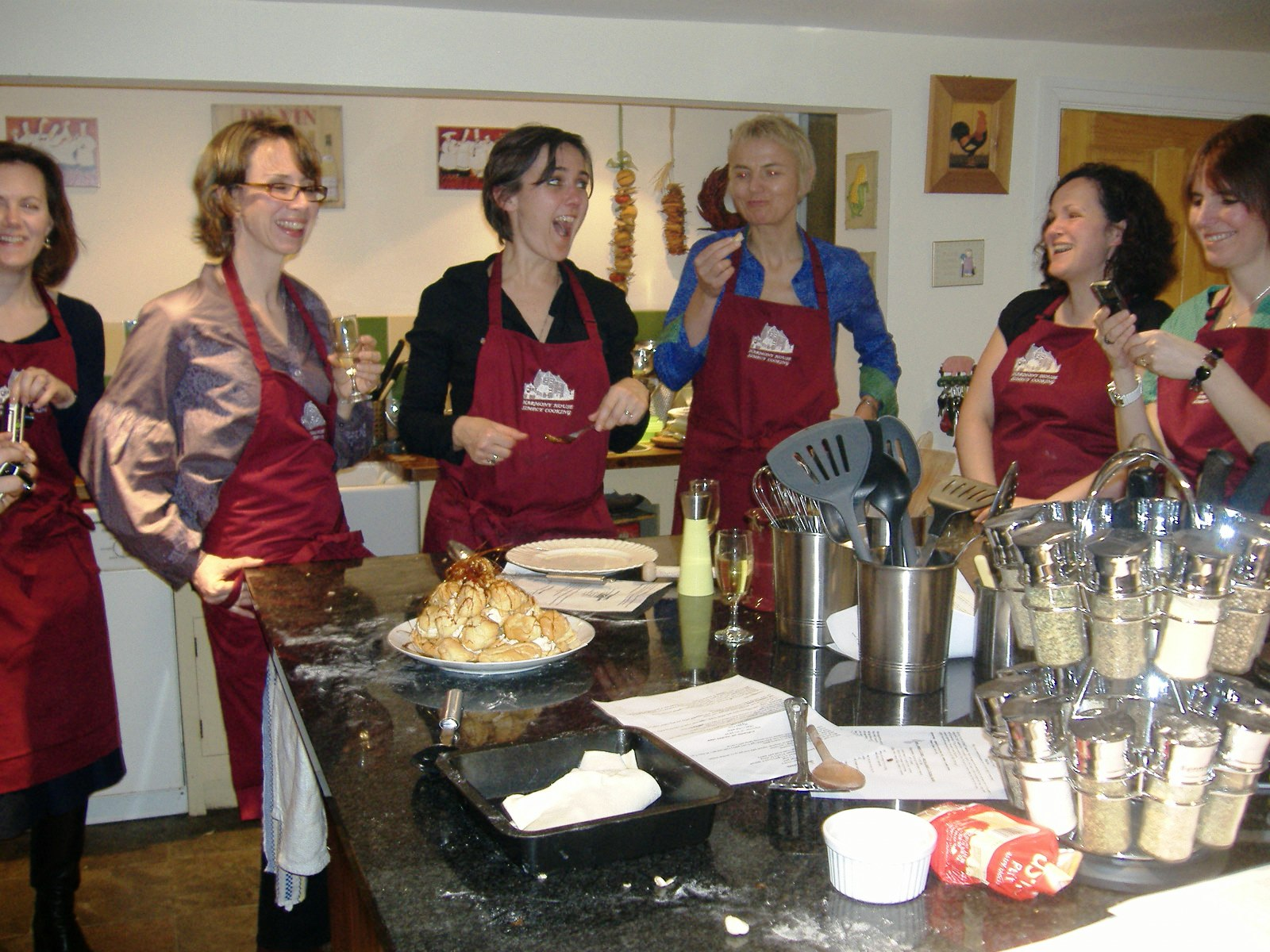 Harmony House Cookery School