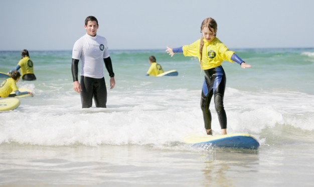 St Ives Surf School